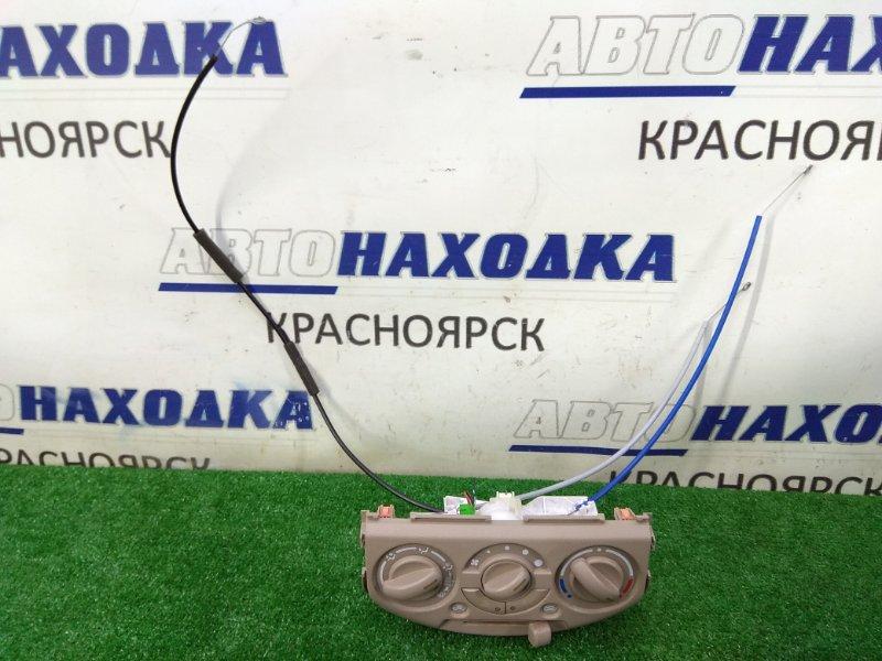 Климат-контроль Suzuki Alto HA25V K6A 2009 механический, с тросами