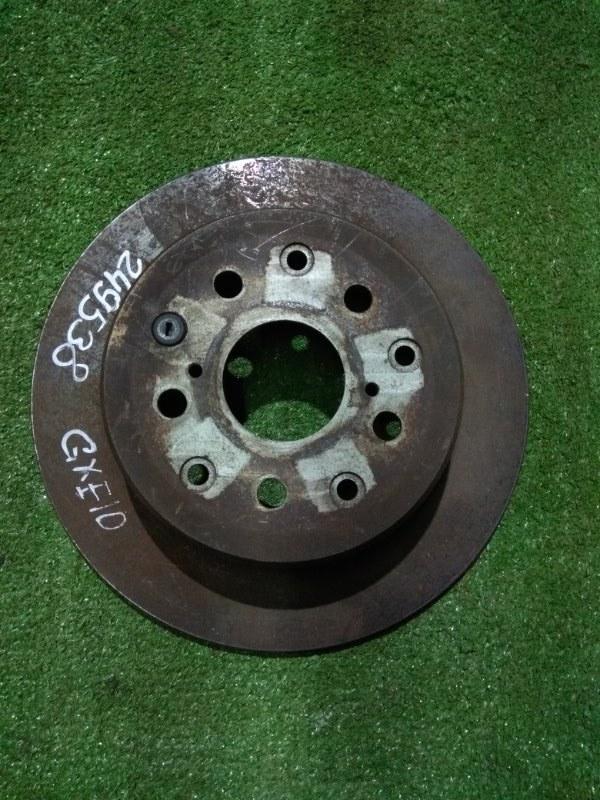 Диск тормозной Toyota Altezza GXE10 1G-FE задний RN1485 Ф292, T10, CD62, H62, 5 ШПИЛЕК, ALTEZZA GXE10,