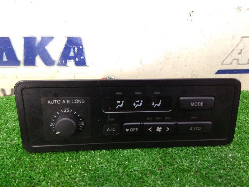 Климат-контроль Toyota Town Ace Noah SR50G 3S-FE 1996 задний задний, электронный, с фишкой