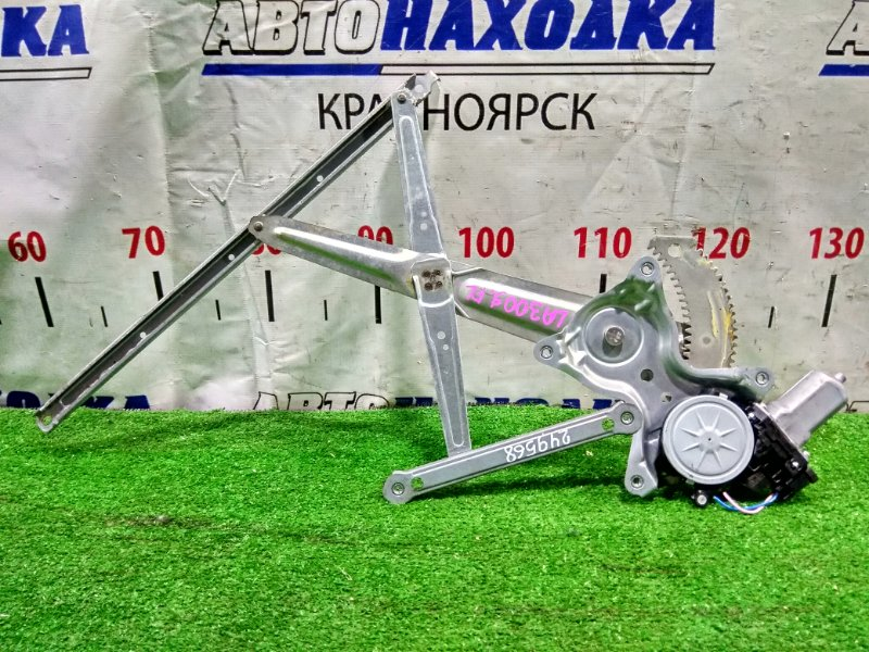 Стеклоподъемник Daihatsu Mira E:s LA300S KF 2011 передний левый 85720-B2040 FL, 2 контакта