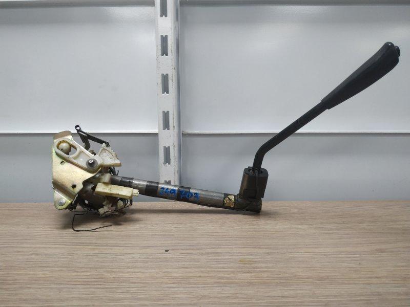Ручка кпп Nissan R'nessa N30 SR20DE селектор АКПП, салонный