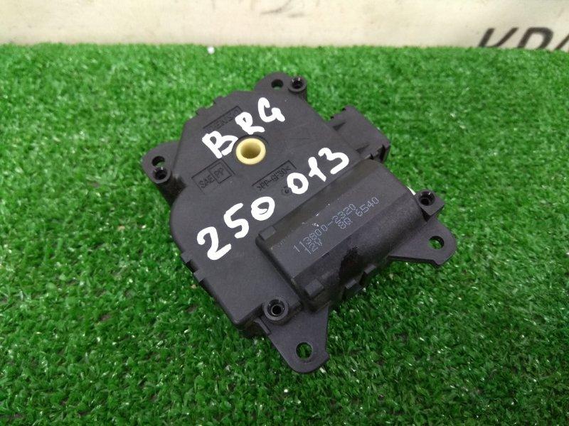 Привод заслонок отопителя Subaru Legacy BRG FA20 2012 5 контактов