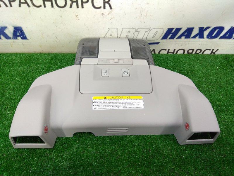 Камера Subaru Legacy BRG FA20 2012 передняя камера слежения за разметкой, радар- детектор, с