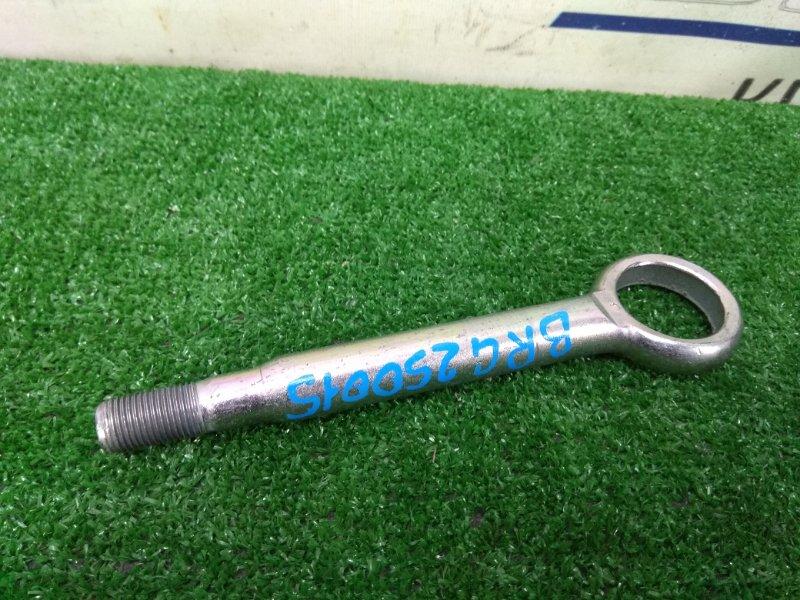 Буксировочный крюк Subaru Legacy BRG FA20 2012