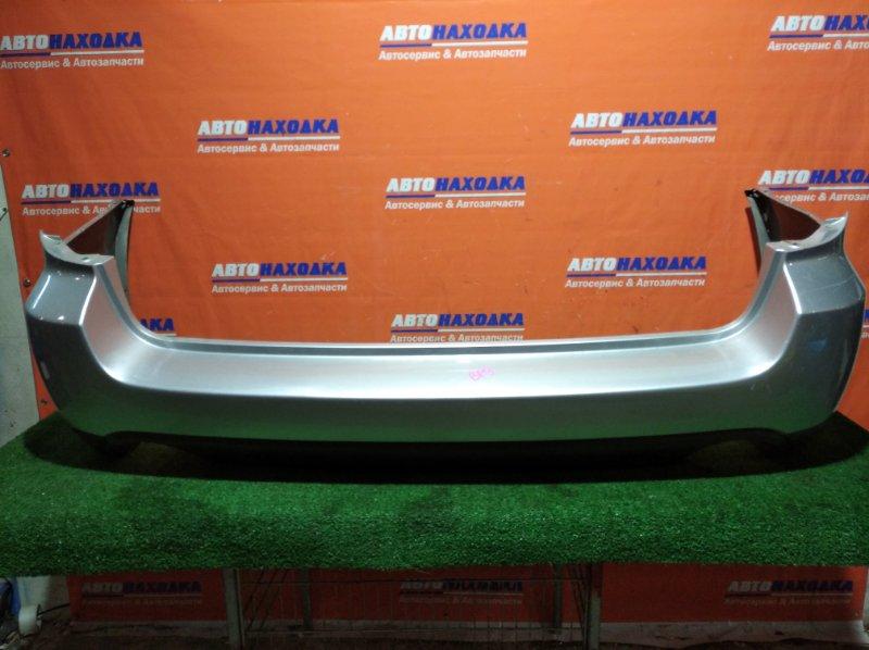 Бампер Subaru Outback BP9 EJ25 2003 задний ХТС под полировку/мелкие ушки сбоку