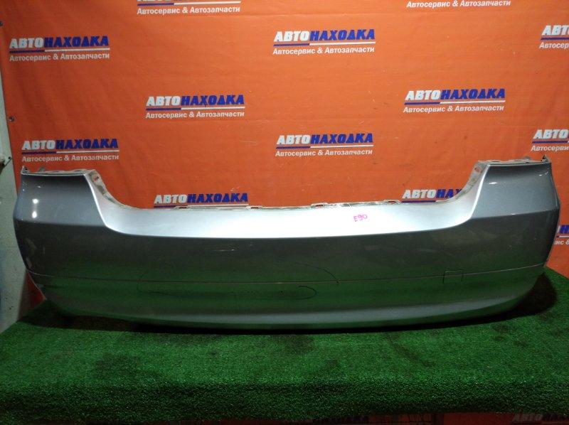Бампер Bmw 3-Series E90 N45B20B 2004 задний под покраску/уши лом