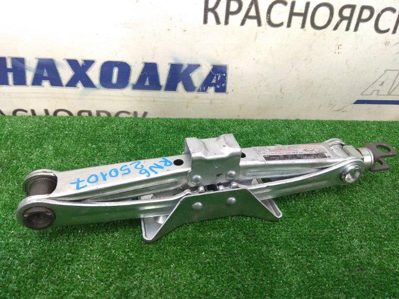 Домкрат Honda Stream RN6 R18A 2006 Грузоподъемность 1100 кг.