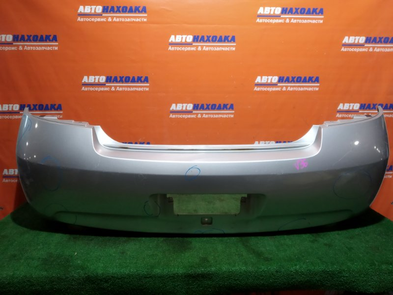 Бампер Nissan Skyline V36 VQ25HR 2006 задний 1мод под покраску/вмятины и царапины
