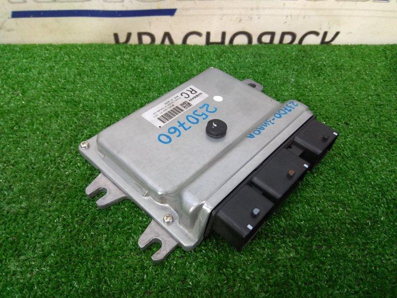 Компьютер Nissan Leaf ZE0 EM61 2009 MEV01-070 модулятор VCM