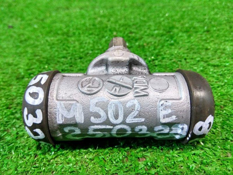 Рабочий тормозной цилиндр Toyota Passo Sette M502E 3SZ-VE 2008 задний левый=правый