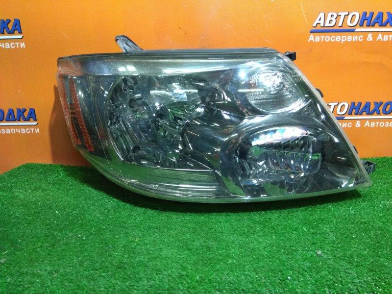 Фара Toyota Alphard ANH10 2AZ-FE передняя правая 58-2 1MOD, КСЕНОН, +ЭЛЕКТРОКОРРЕКТОР,