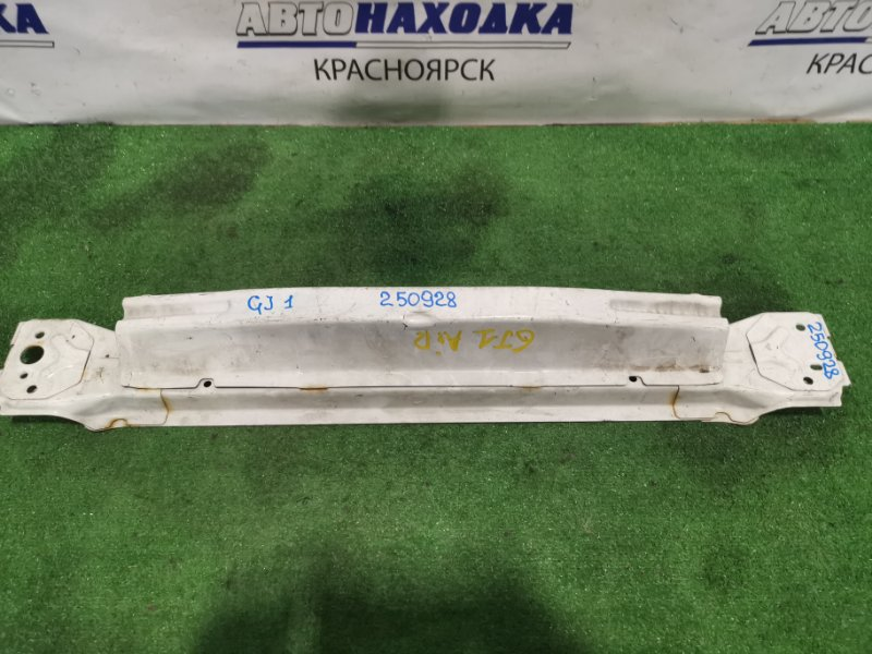 Усилитель бампера Honda Airwave GJ1 L15A передний швеллер