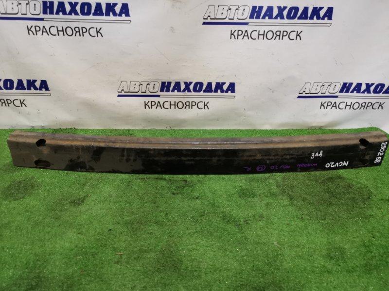 Усилитель бампера Toyota Windom MCV20 1MZ-FE задний