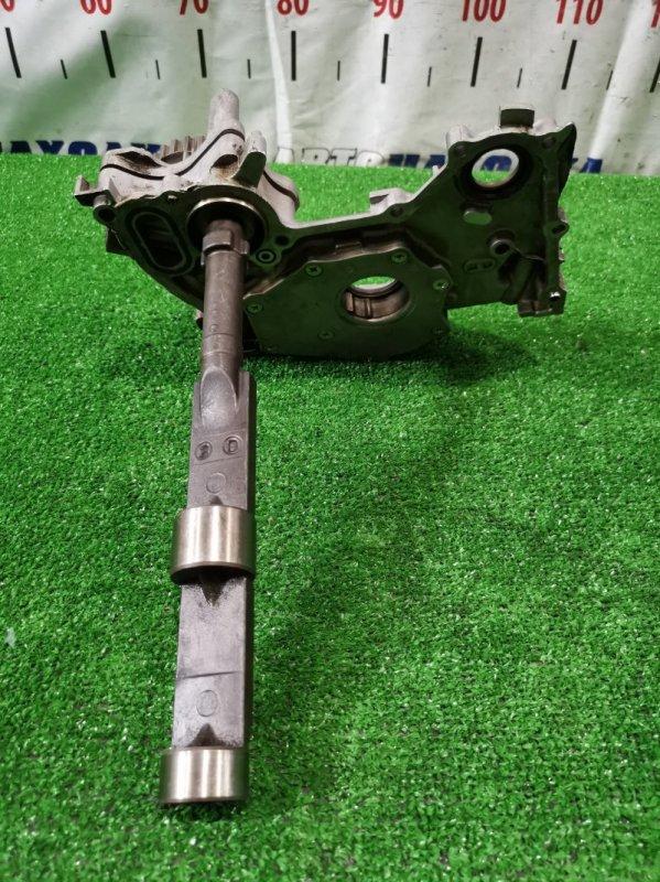 Насос масляный Honda Odyssey RA6 F23A лобовина с масляным насосом +вал балансира