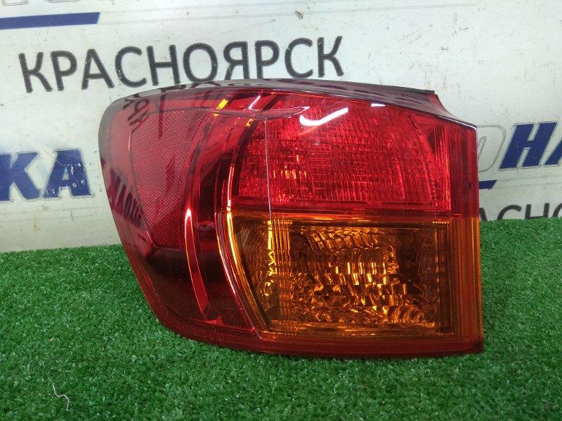 Фонарь задний Lexus Is250 GSE20 4GR-FSE 2005 задний левый 53-40 задний левый, 1 модель, 53-40, лом