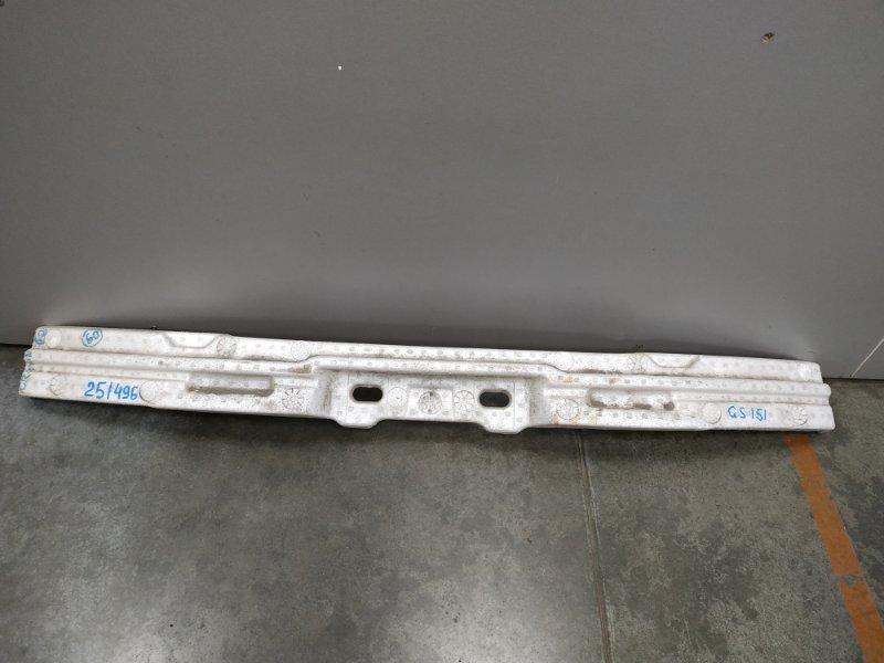 Усилитель бампера Toyota Crown GS151 1G-FE передний Только ПЕНОПЛАСТ