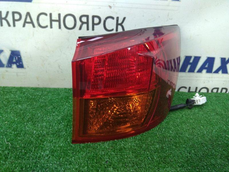 Фонарь задний Lexus Is250 GSE20 4GR-FSE 2005 задний правый 53-40 задний правый, 1 модель, 53-40, лом