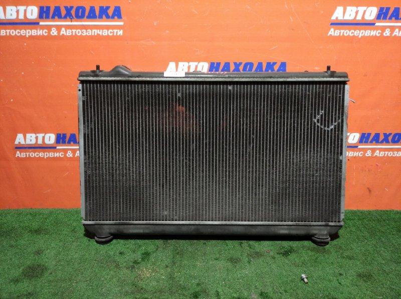 Радиатор двигателя Toyota Mark Ii Qualis MCV21W 2MZ-FE 1997 А/Т 2 вентилятора 2 диффузора