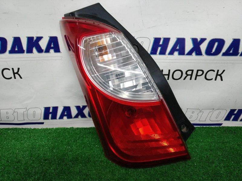 Фонарь задний Suzuki Alto HA25V K6A 2009 задний левый 35603-64L0 задний левый, 35603-64L0