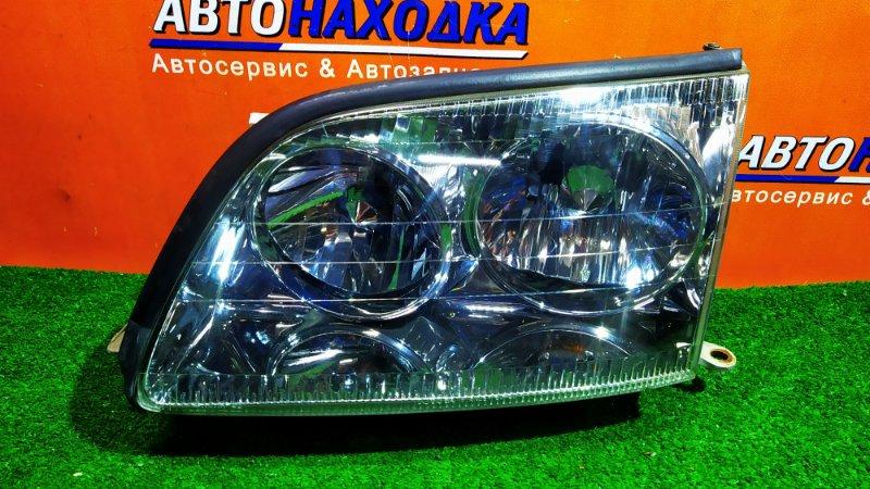 Фара Toyota Celsior UCF20 1UZ-FE левая 50-40 КСЕНОН, +ЭЛЕКТРОКОРРЕКТОР,