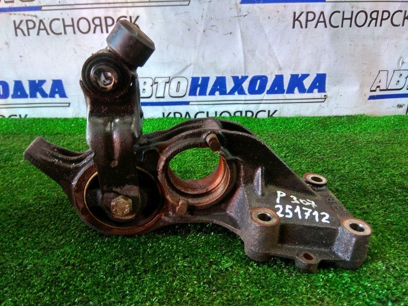 Подушка двигателя Peugeot 307 3A/C TU5JP4 2001 задняя задняя