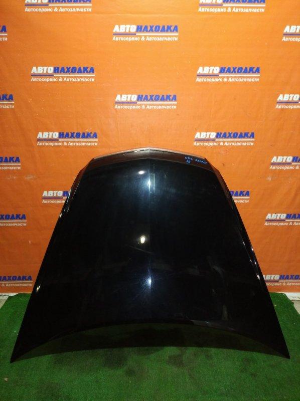 Капот Honda Legend KB1 J35A 2004 1мод AL ОТС*немного начал облезать хром на накладке