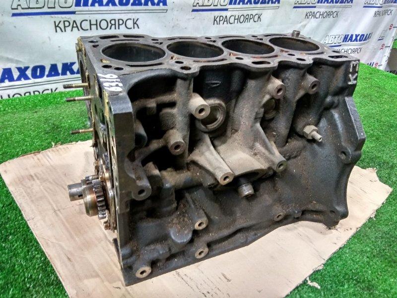 Блок двс Daihatsu Yrv M201G K3-VE 2000 0837929 С коленвалом и поршнями, с контрактного ДВС