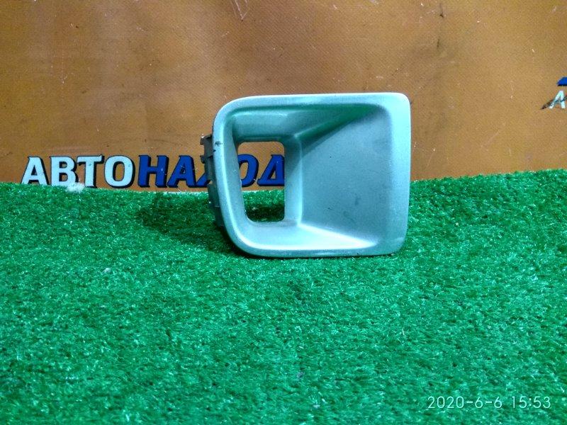 Заглушка в бампер Honda Rafaga CE4 G20A передняя правая
