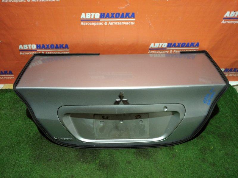 Крышка багажника Mitsubishi Lancer CS2A 4G15 2005 2мод ХТС под полировку/+тросик