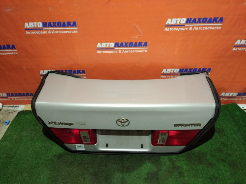 Крышка багажника Toyota Sprinter AE110 5A-FE 1997 передняя правая 12-445 2мод цвет 1A5 ОТС/фонари 12-445на