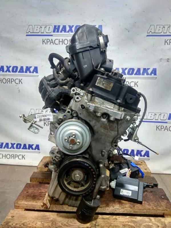 Двигатель Daihatsu Mira E:s LA300S KF 2011 G130364 KF-VE № G130364 пробег 66 т.км. ХТС. С аукционного авто.