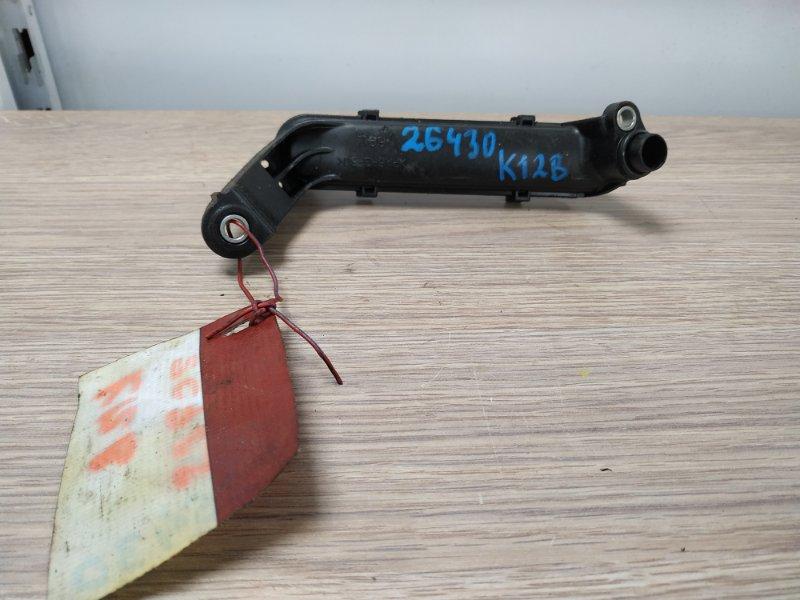 Маслоприёмник Suzuki Swift ZC72S K12B 2010 0 К73/ 10-15г./ пластиковый