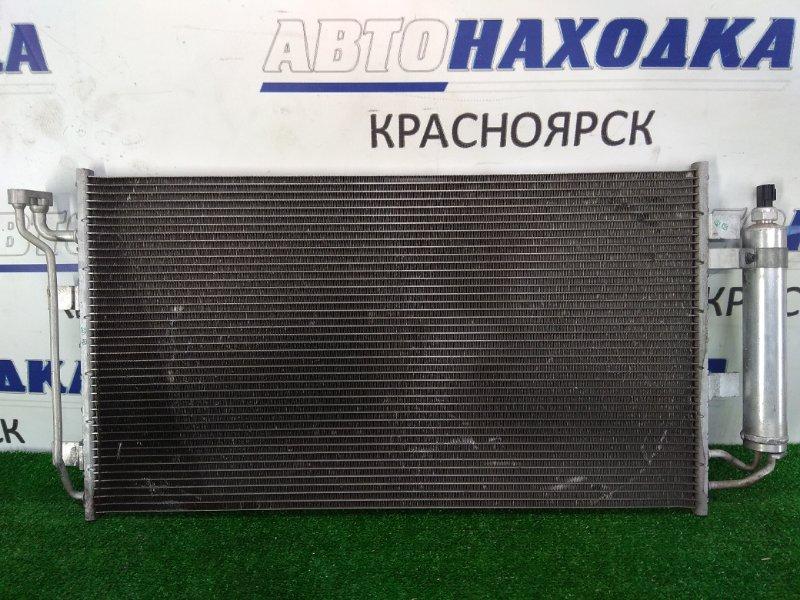 Радиатор кондиционера Nissan Leaf ZE0 EM61 2009