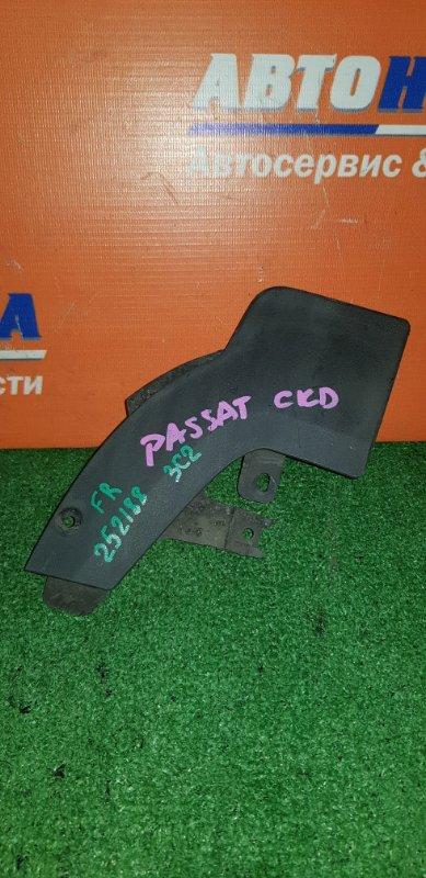Накладка на порог Volkswagen Passat 3C2 CAXA 2005 передняя правая
