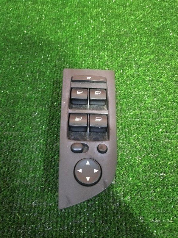 Блок управления стеклоподъемниками Bmw 3 E90 N45B20B 2004 передний правый 6948647-06 +блок