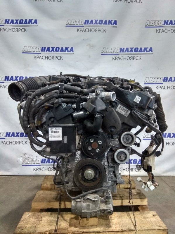 Двигатель Toyota Crown GRS182 3GR-FSE 2003 № 0199990 ХТС. Есть видео работы ДВС. Пробег 112 т.км. Без