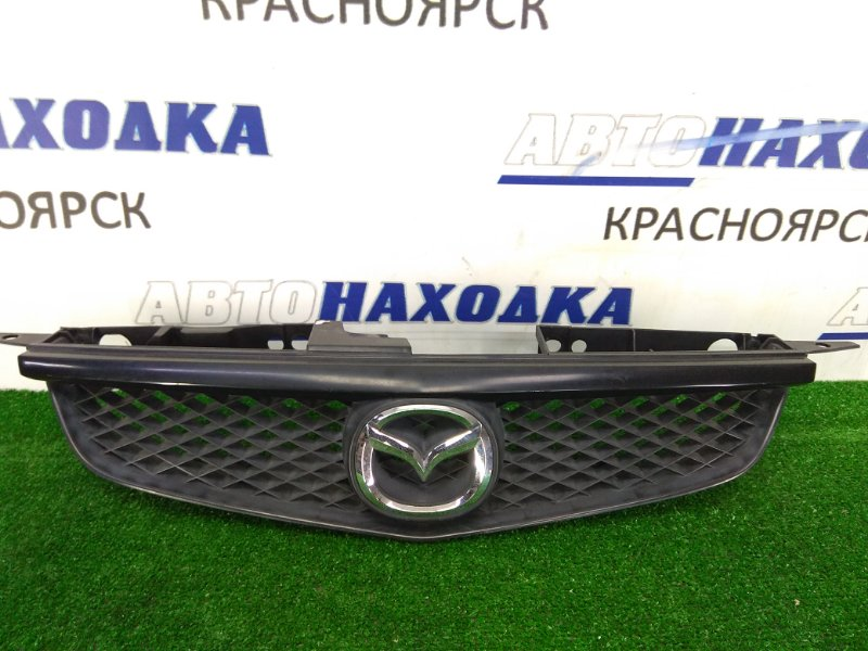 Решетка радиатора Mazda Familia BJFW FS-ZE 1998 передняя ХТС, 1 модель, комплектация SPORT 20,