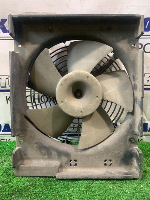 Вентилятор радиатора кондиционера Nissan Diesel MK260 MD92 1995 кондиционера, с диффузором и