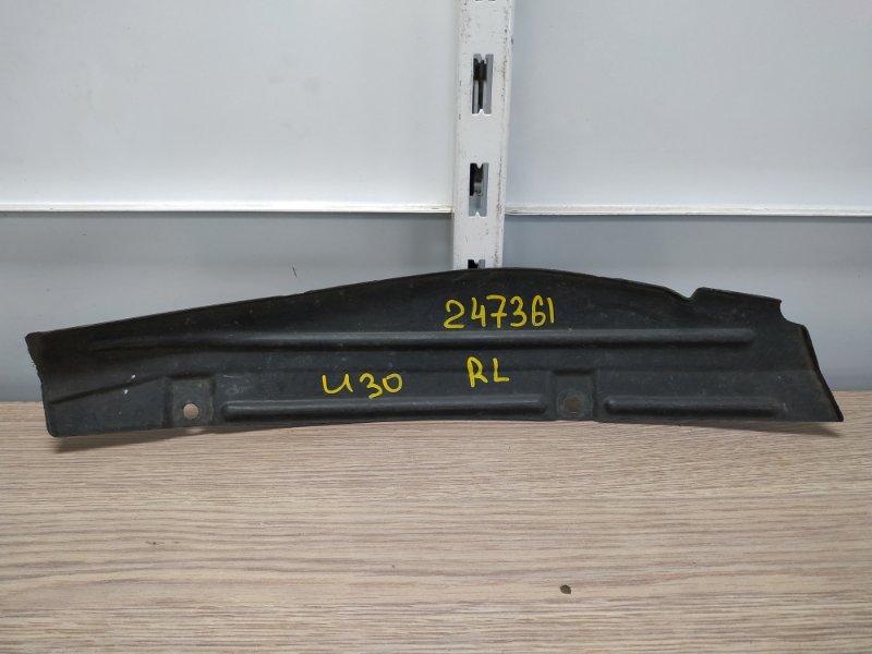 Подкрылок Nissan Presage U30 KA24DE 1998 задний левый RL