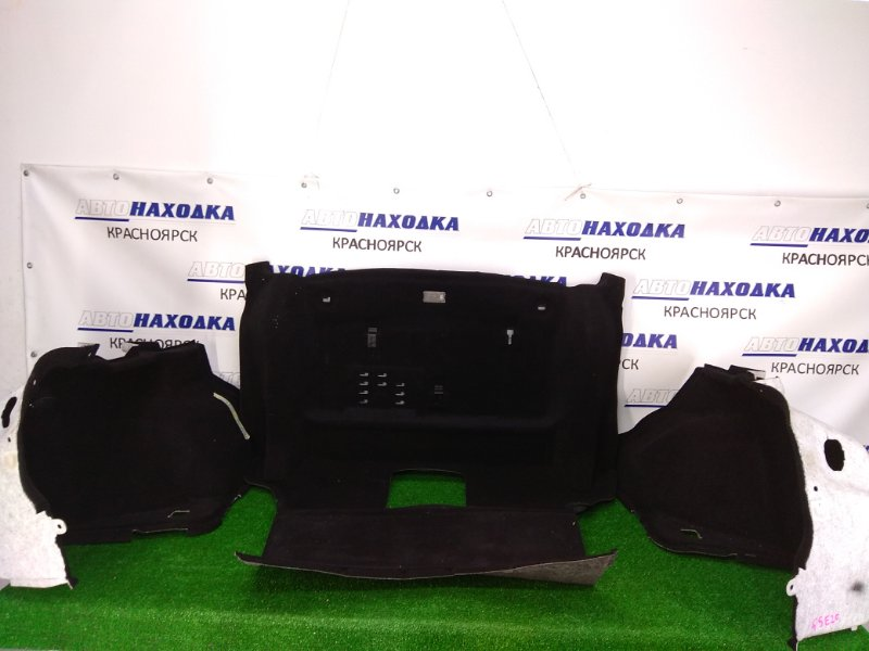 Обшивка багажника Lexus Is250 GSE20 4GR-FSE 2005 ХТС, комплект 3 части (перед/верх + правая +