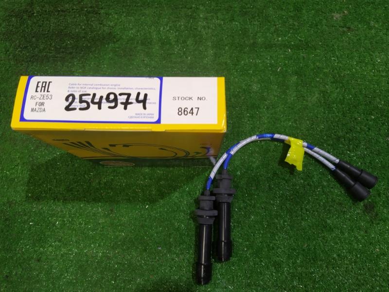 Провода высокого напряжения NGK RCZE53