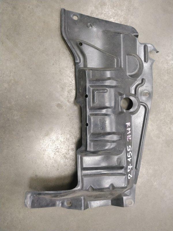 Защита двс Nissan R'nessa PNN30 передняя левая 758995V200