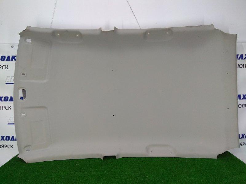 Обшивка крыши Suzuki Alto HA25V K6A 2009 серая ( код салона C01)