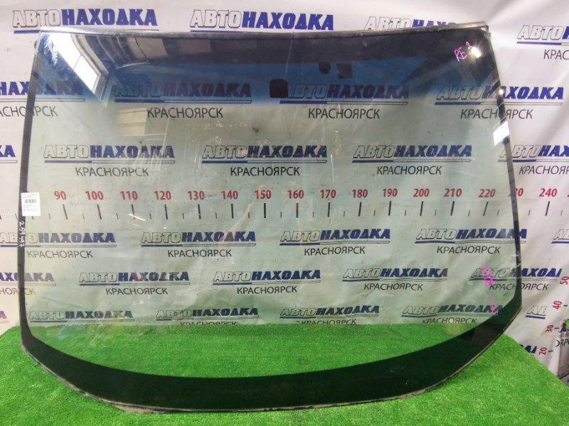 Стекло лобовое Honda Cr-V RE3 K24A 2006 переднее Оригинальное стекло без сколов и трещин с