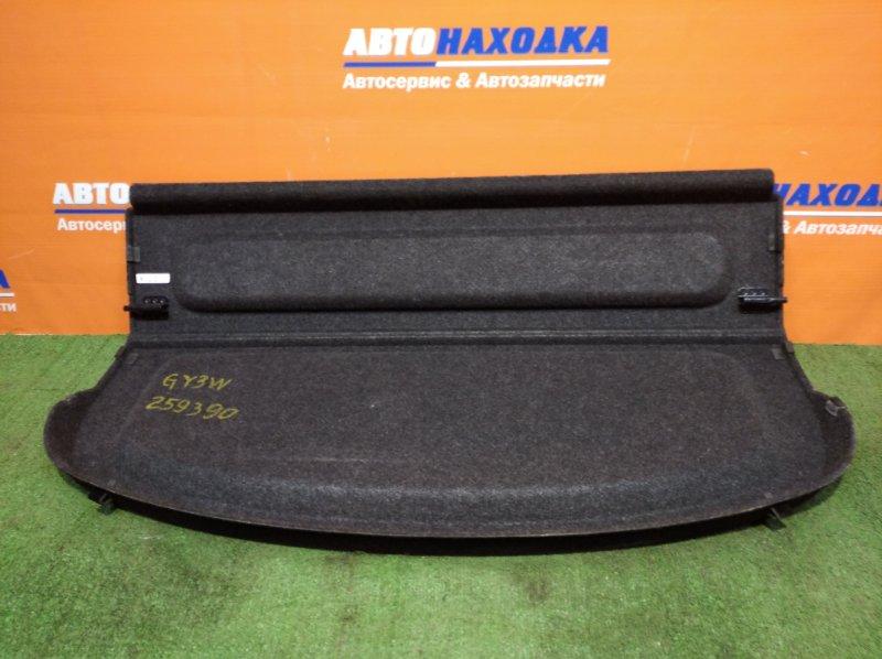 Полка багажника Mazda Atenza GG3S L3-VE 2002 есть потертость