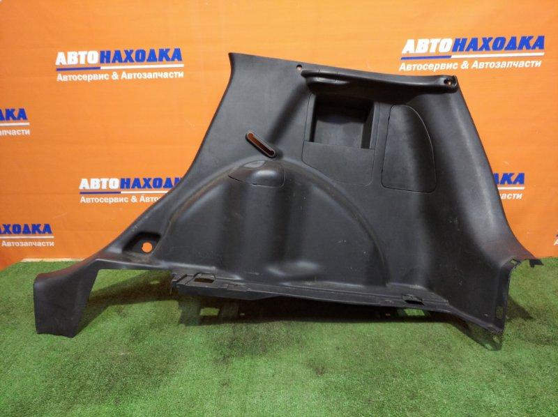 Обшивка багажника Honda Fit GD1 L13A 2001 правая под шторку