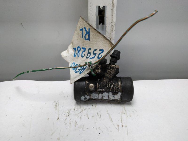 Рабочий тормозной цилиндр Toyota Corolla AE100 5A-FE 1992 задний левый RL 11/16
