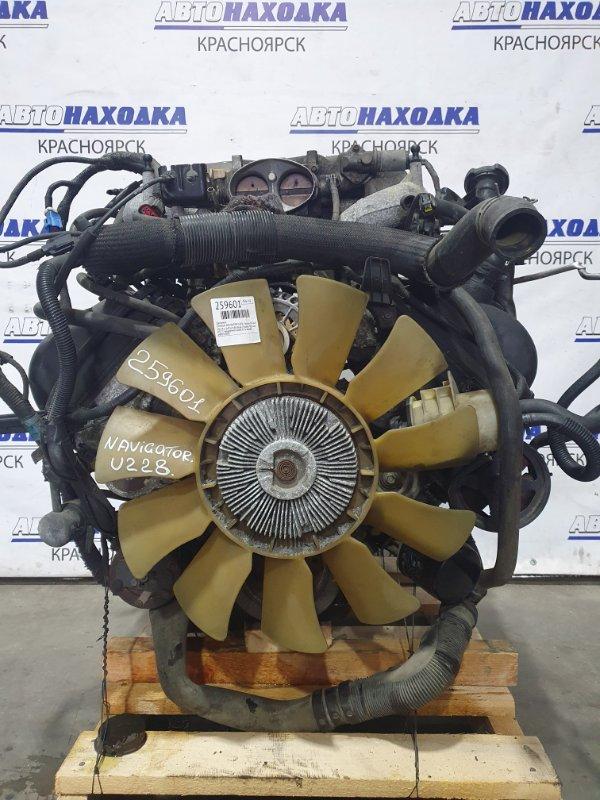 Двигатель Lincoln Navigator U228 LINCOLN INTECH 2003 V8 5.4 л. (InTech) В сборе. Пробег 92 т.км. ХТС. С