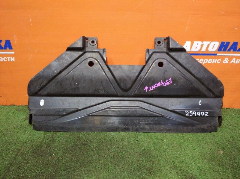 Защита радиатора Bmw 3-Series E90 N45B20B 2004 передняя 51.75 7 128 503