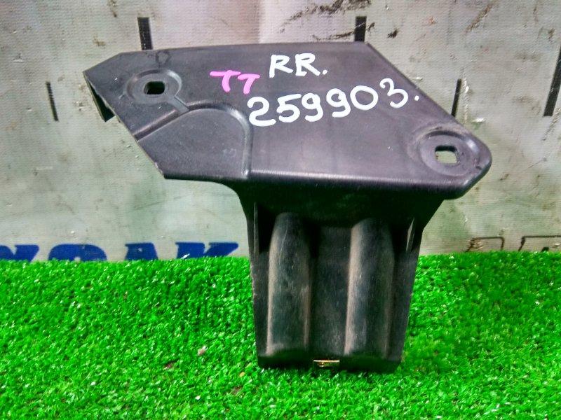 Клипса бампера Audi Tt 8N3 AUQ 1998 задняя правая RR
